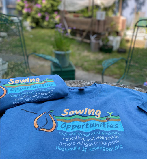 Sowing Opportunities 2021 T-shirt